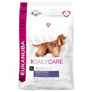 Daily Care Sensitive Skin 12kg